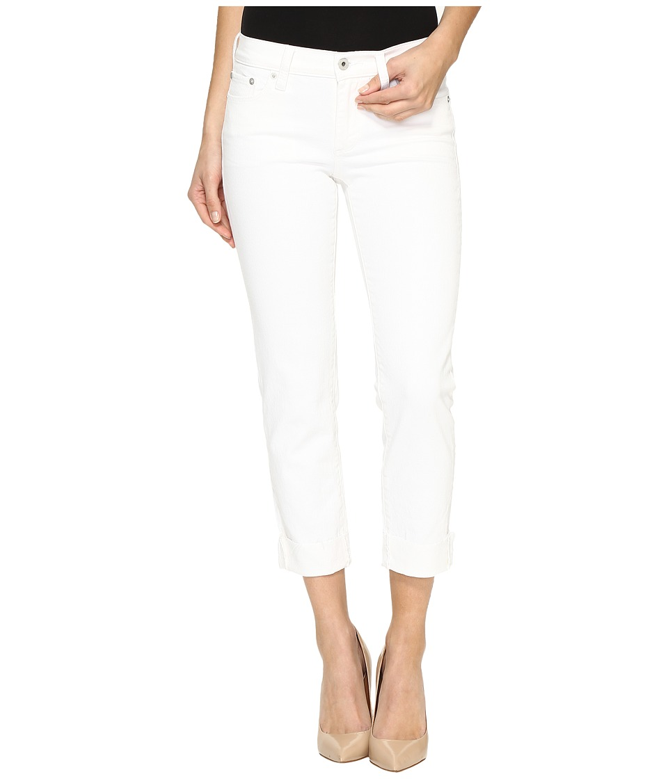 Lucky Brand Sweet Crop Jeans in Clean White (Clean White) Women