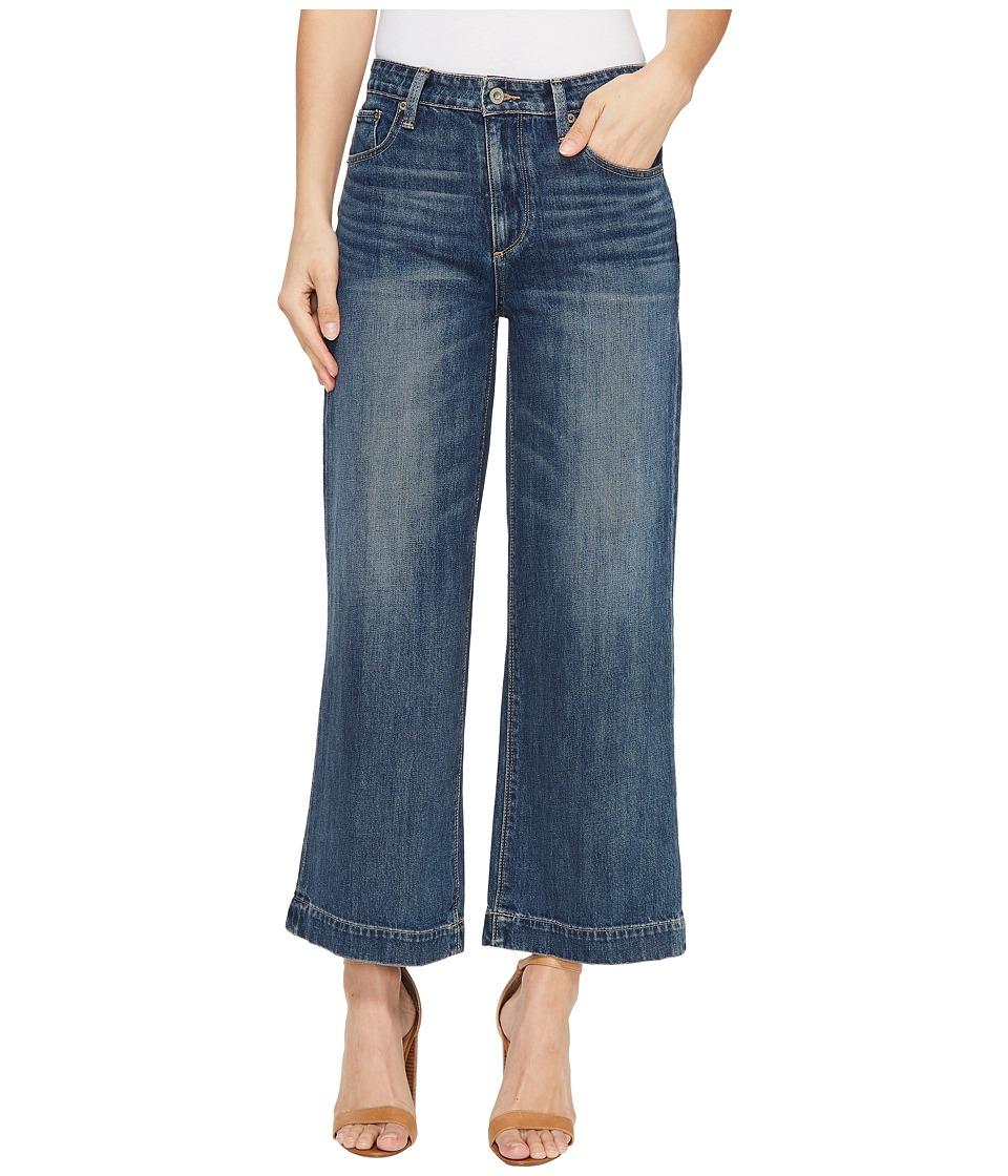 Lucky Brand Wide Leg Crop Jeans in Hope (Hope) Women