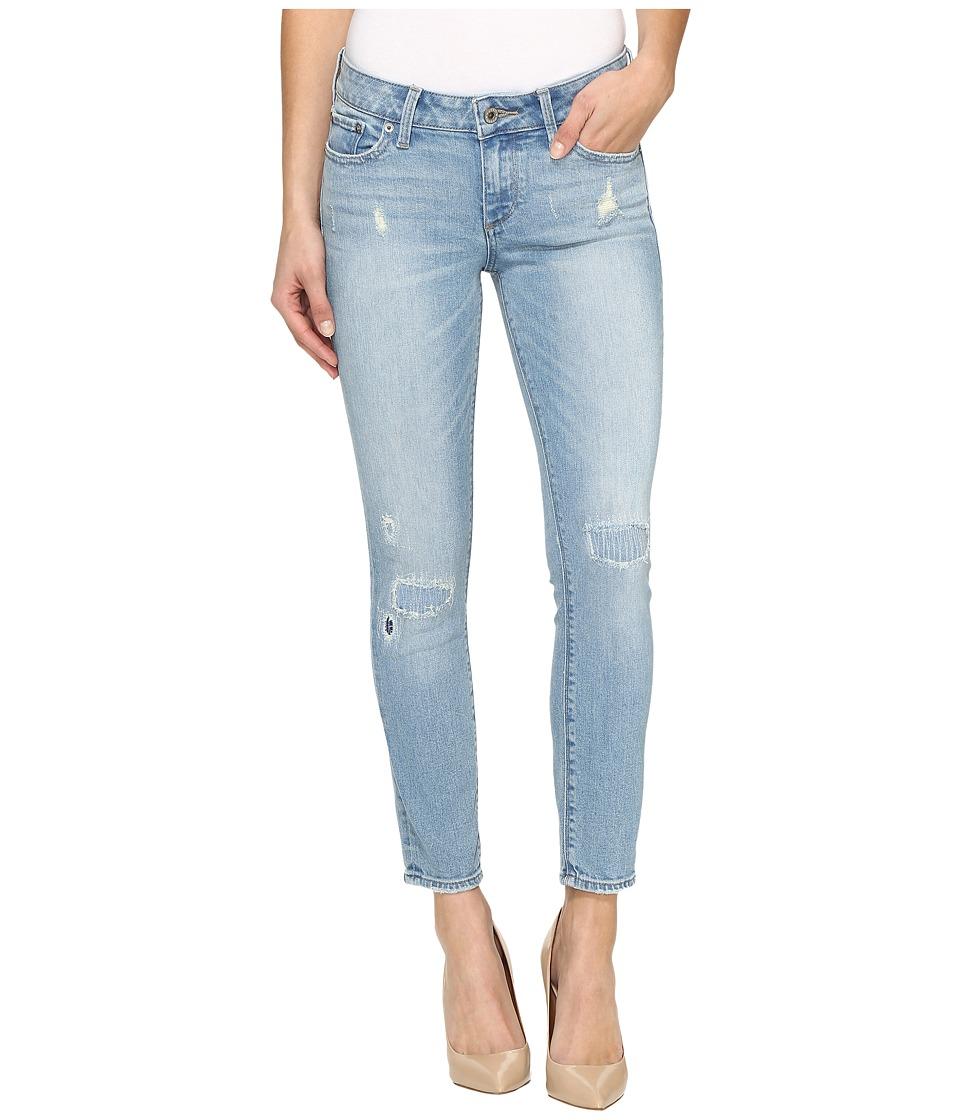 Lucky Brand Lolita Capri Jeans in Ideal (Ideal) Women