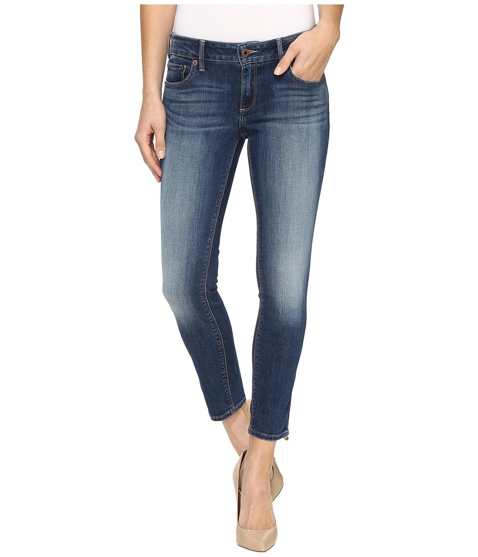 Lucky Brand Lolita Capri Jeans in Agua Dulce (Agua Dulce) Women