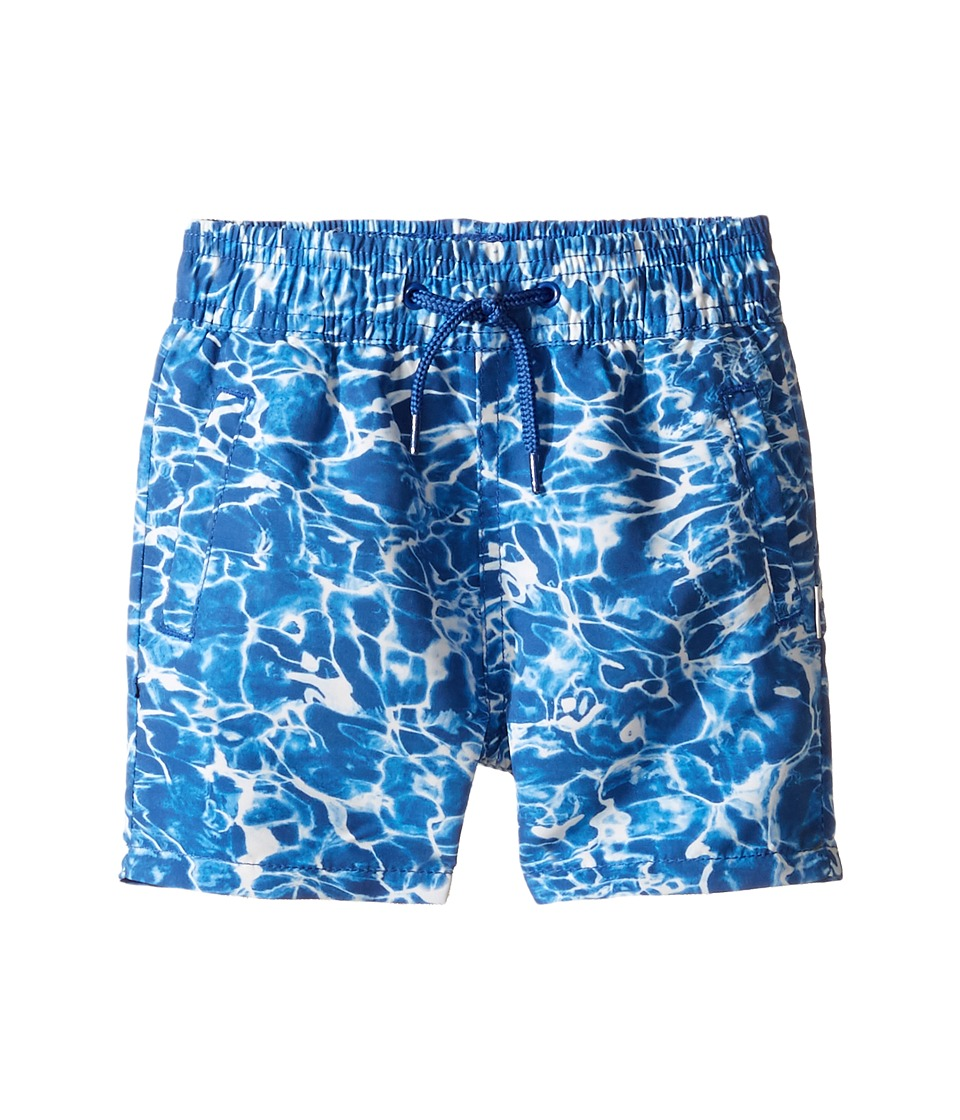 Paul Smith Junior - Pool All Over Printed Swim Trunk
