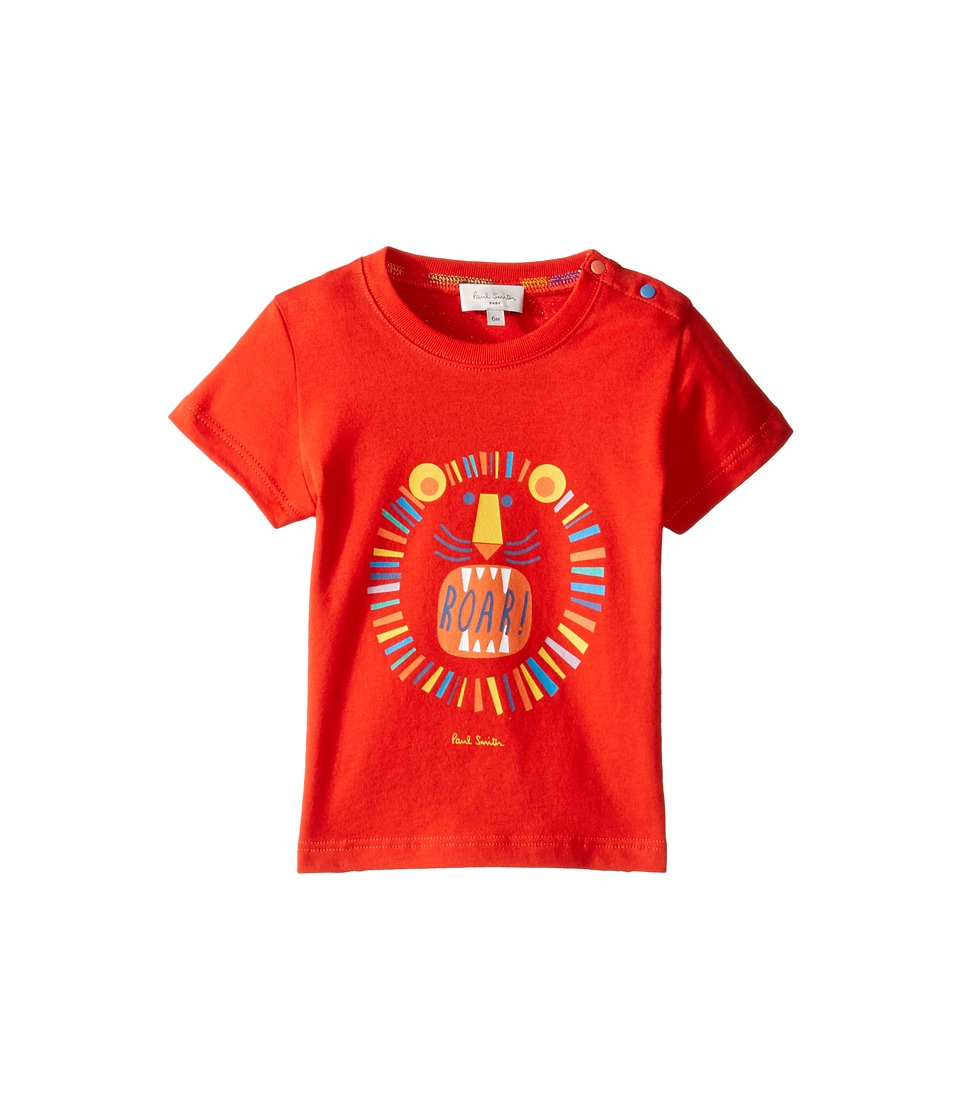 Paul Smith Junior - Short Sleeve Red Lion Tee