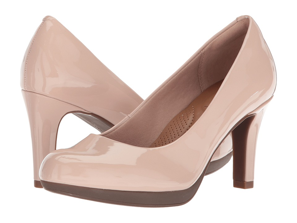 Clarks - Adriel Viola (Dusty Pink) High Heels