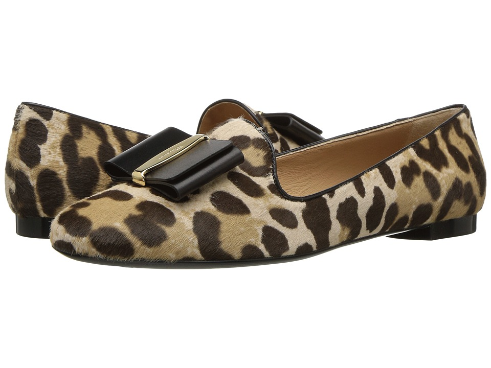 Salvatore Ferragamo Aosta (Leopardo Calf Pony Hair) Women