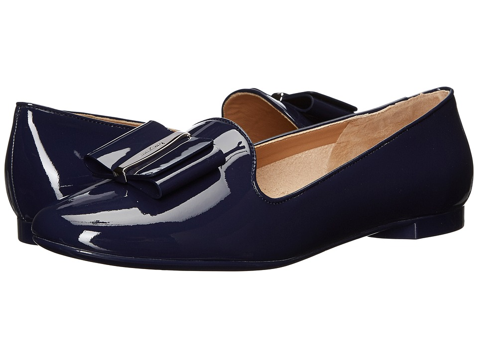 Salvatore Ferragamo Patent Leather Loafer (Mirto Patent Leather) Women