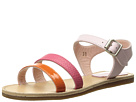 Paul Smith Junior - Pink/Orange Sandals (Litter Kid/Big Kid)