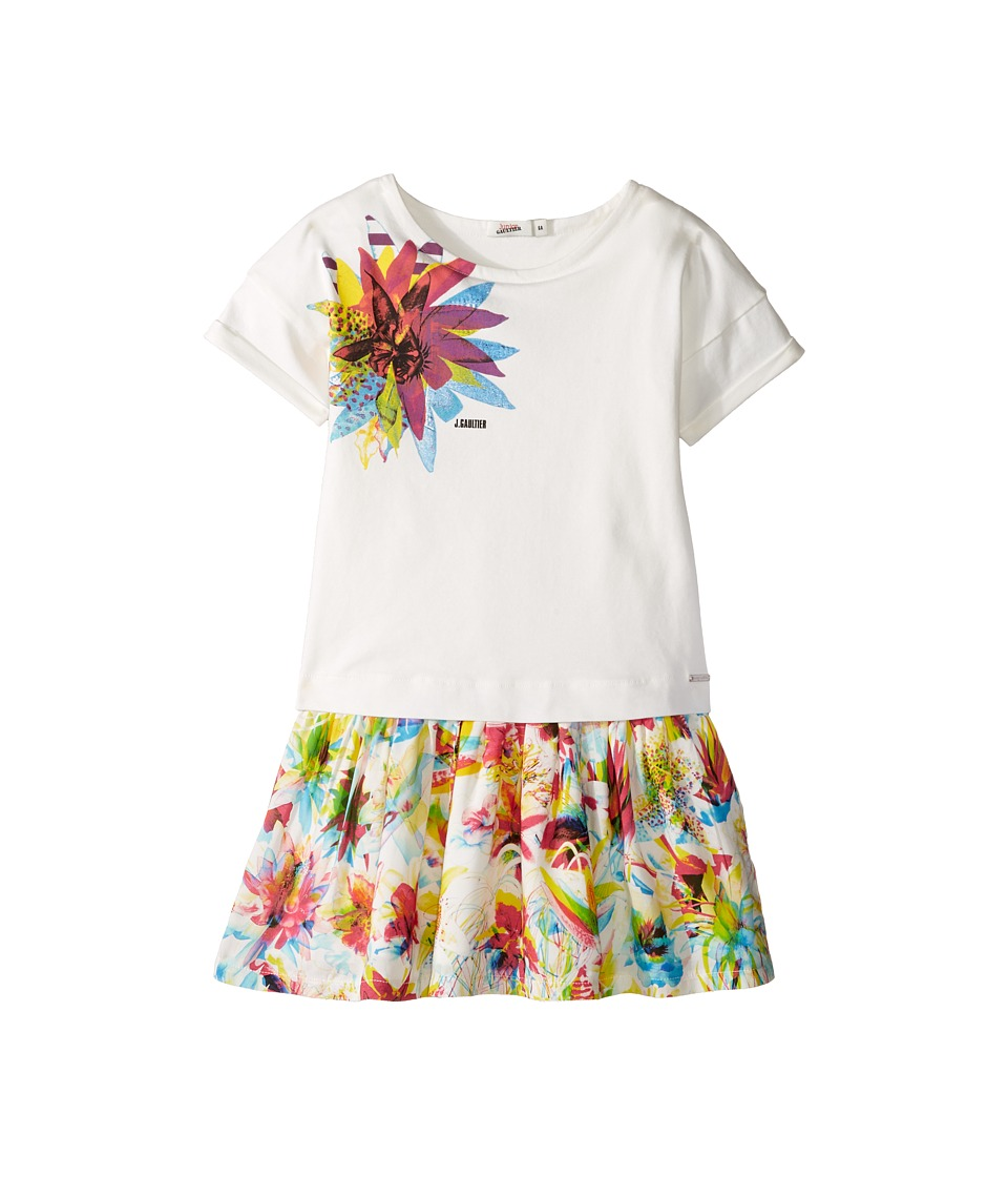 Junior Gaultier - Dress with T