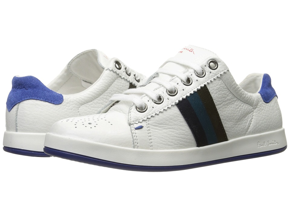 Paul Smith Junior - White Oxford Sneakers