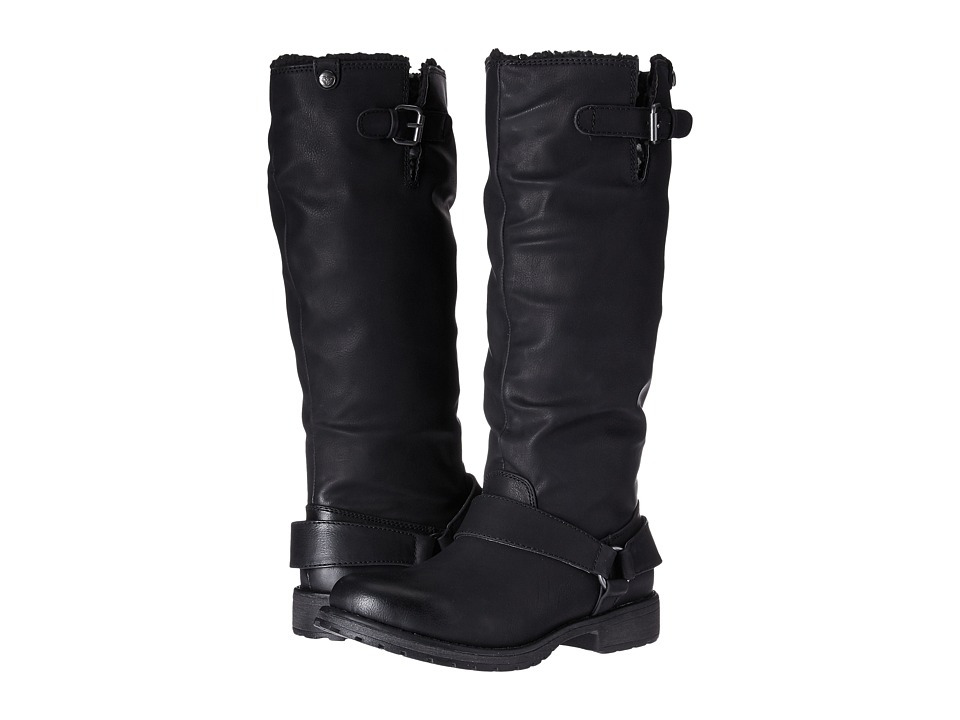 Roxy Montes (Black) Women's Boots