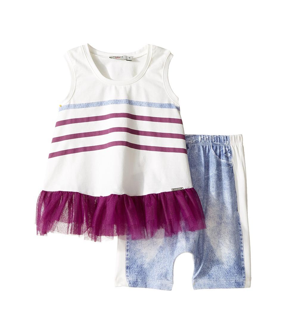 Junior Gaultier - Tulle Pants Set