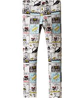 Fendi Kids - All Over Comic Print Leggings (Little Kids)