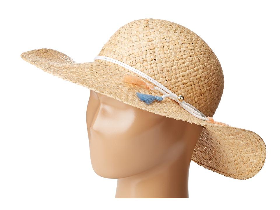 Chloe Kids - Sun Hat with Multico Tassels