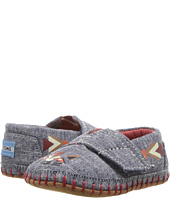 TOMS Kids - Crib Alpargata (Infant/Toddler)