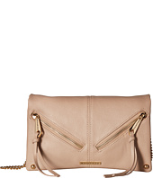 Rampage - Zipper Detail Crossbody