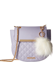Rampage - Diamond Quilted Saddle Crossbody