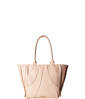 Rampage - Faux-Leather Piecing Tote