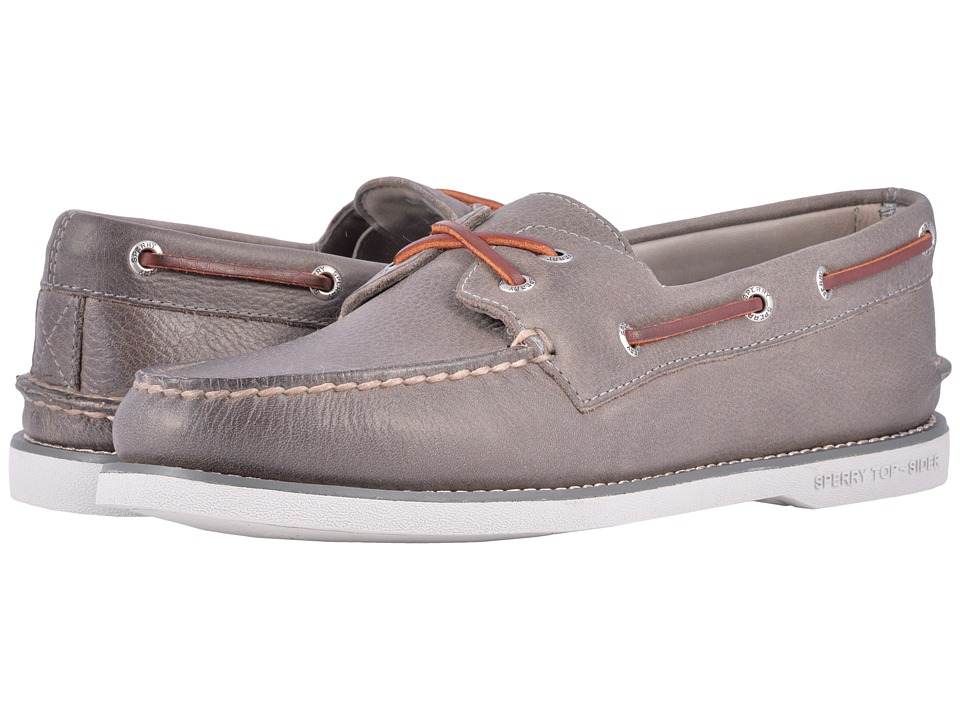 Sperry Gold A/O Cross Lace (Grey 1) Men