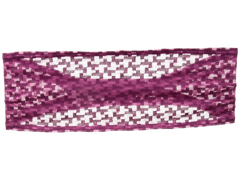 Prana - Burnout Headband (Sangria) Headband