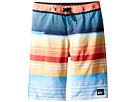 Everyday Stripe Vee Boardshorts (Big Kids)