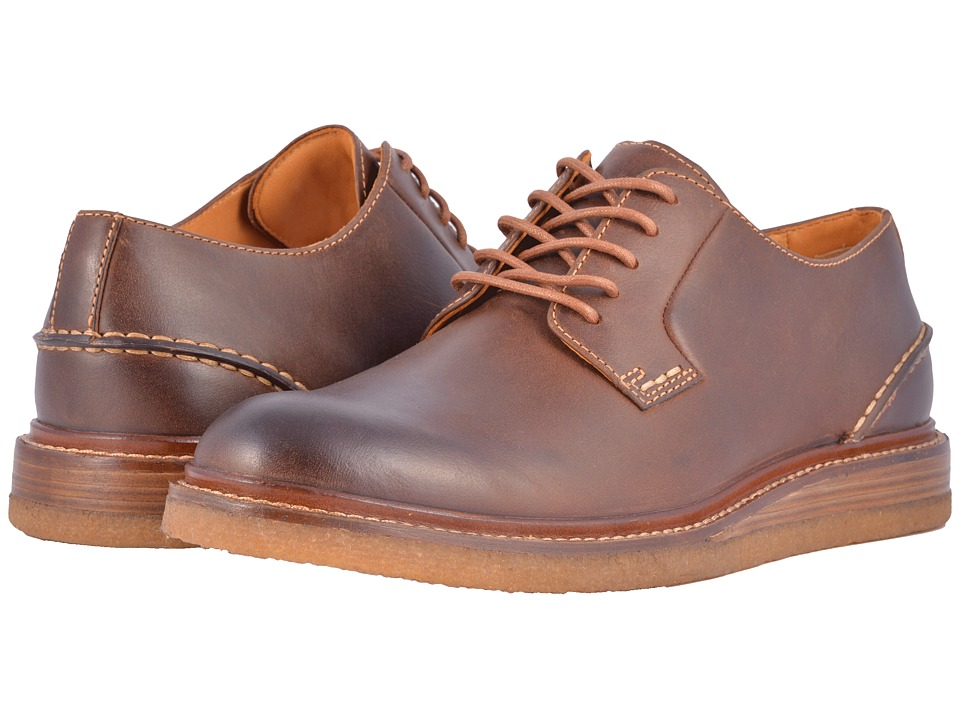 Sperry Gold Crepe Oxford (Brown) Men
