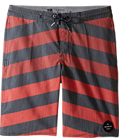 Quiksilver Kids - Crypt Brigg Beach Shorts Youth 17 (Big Kids)