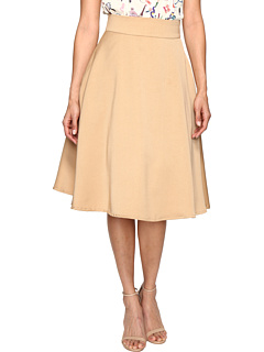 Unique Vintage High Waist Vivien Swing Skirt