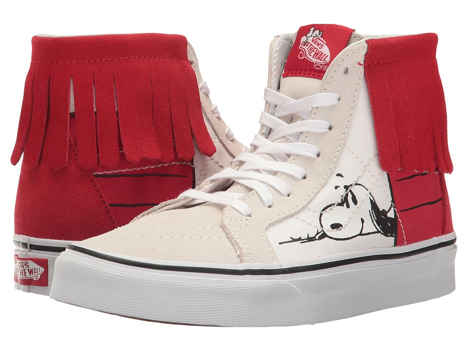 Vans SK8-Hi Moc X Peanuts Collaboration ((Peanuts) Dog Ho...