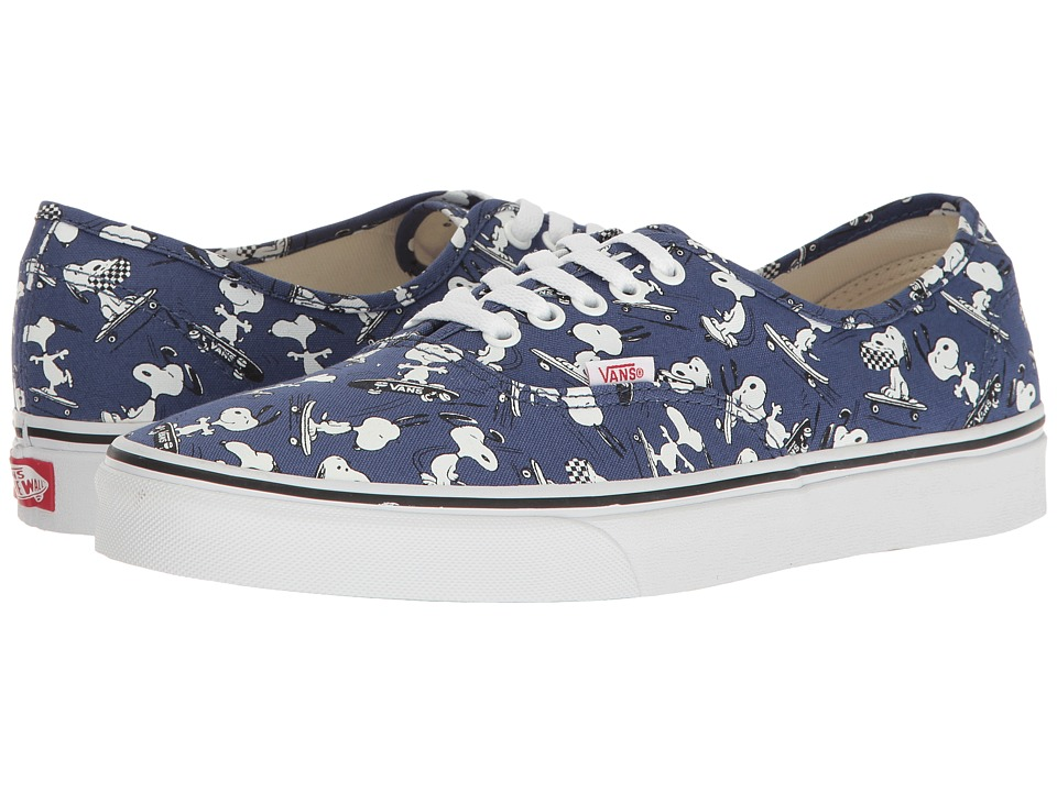 Vans Authentic X Peanuts Collaboration ((Peanuts) Snoopy/...