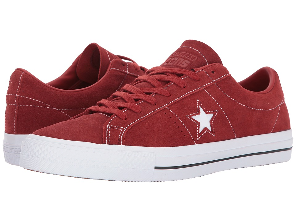 Converse Skate One Star Pro Ox (Terra Red/Terra Red) Men