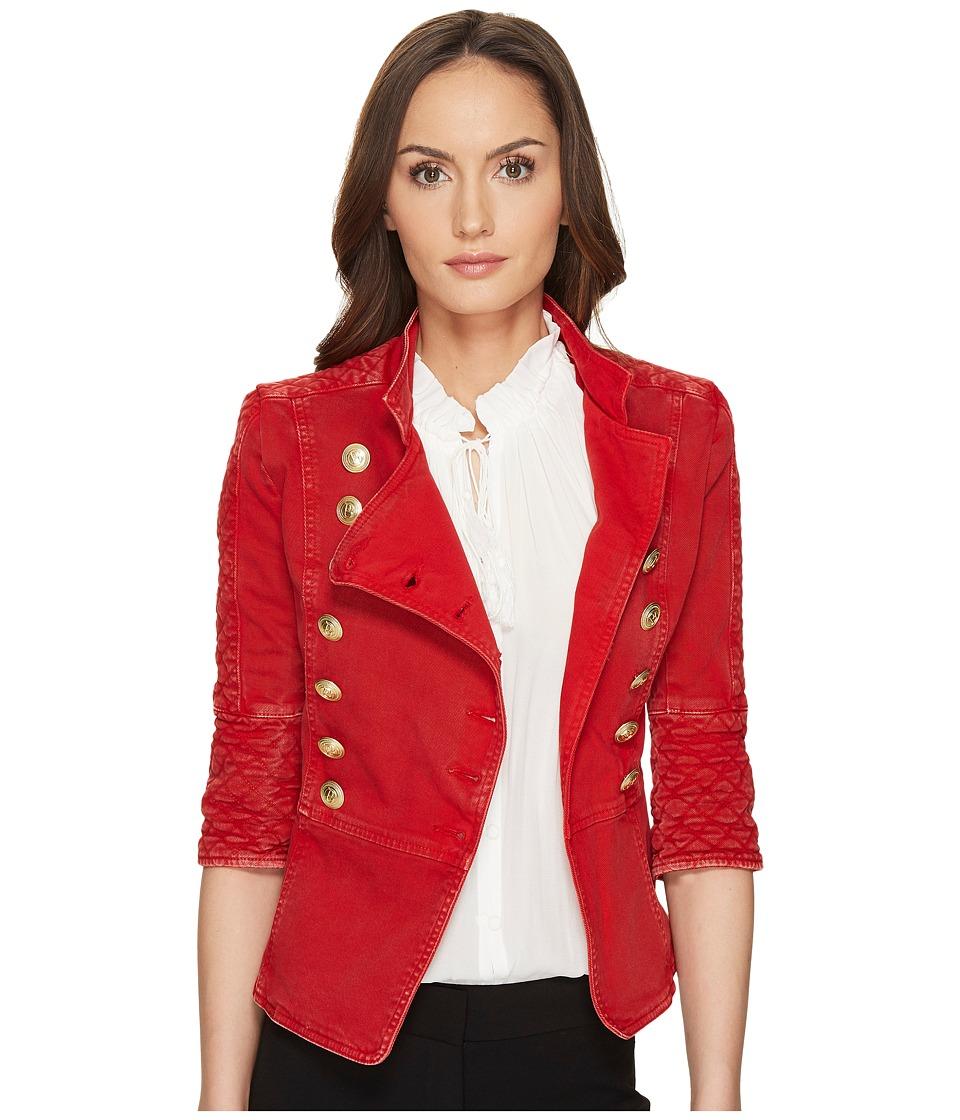 Pierre Balmain - Embellished Button Jacket