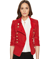 Pierre Balmain - Embellished Button Jacket