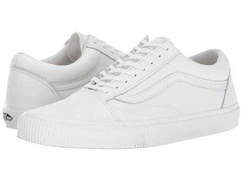 Vans Old Skool™ - (Embossed Sidewall) Blanc De Blanc