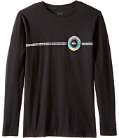 Quiksilver Kids - Golden Lines Long Sleeve Youth (Big Kids)