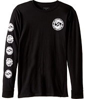 Quiksilver Kids - Balanced 69 Long Sleeve Youth (Big Kids)