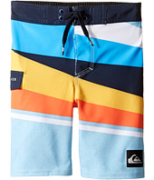 Quiksilver Kids - Slash Vee 14 5 (Toddler/Little Kids)
