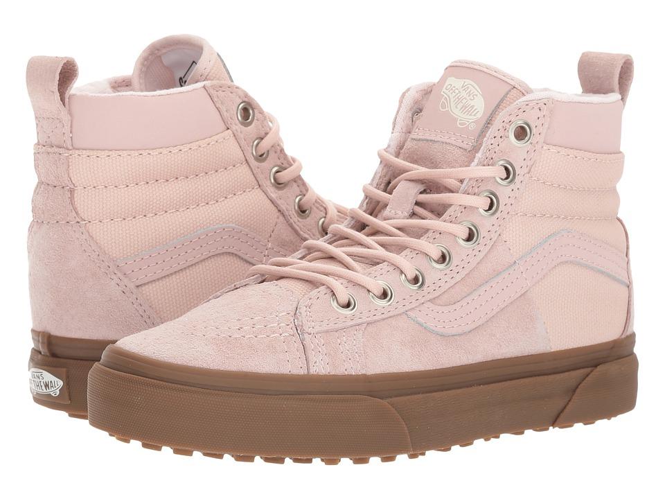 Vans SK8-Hi 46 MTE DX ((MTE) Sepia Rose/Gum) Skate Shoes