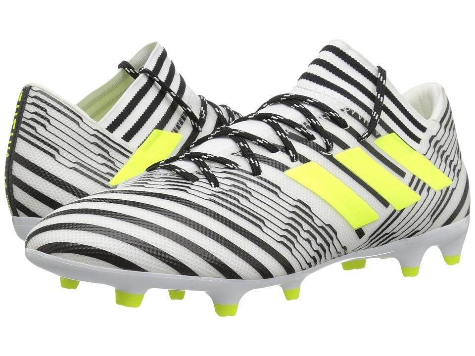 adidas Nemeziz 17.3 FG (Footwear White/Solar Yellow/Core Black) Men