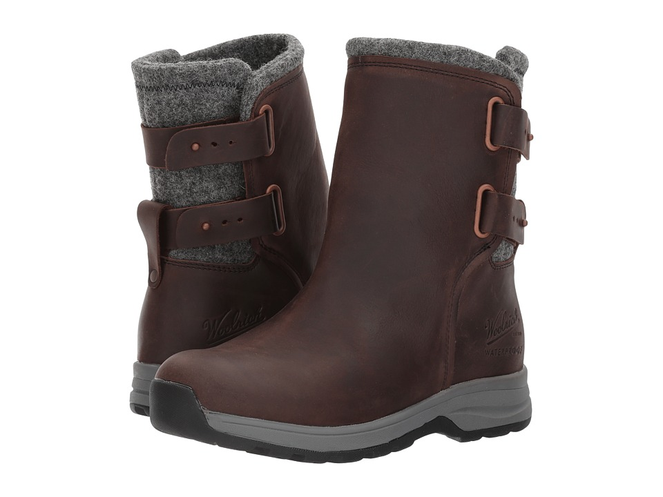 Woolrich Koosa (Salt Marsh/Ash) Women's Waterproof Boots