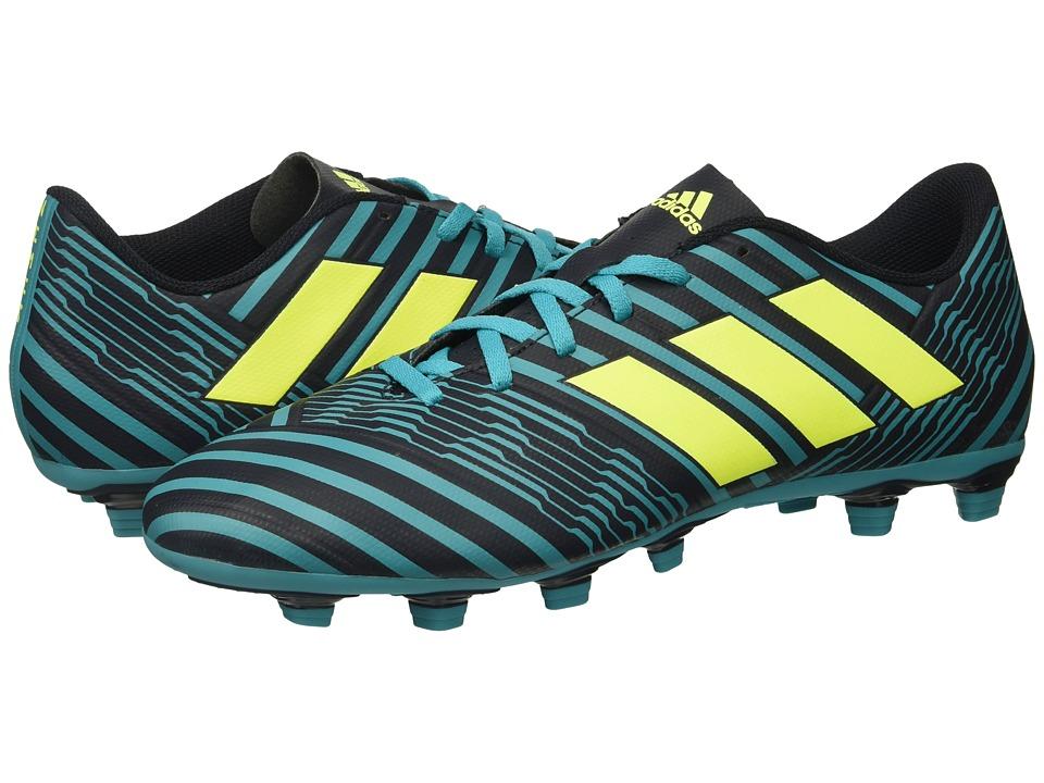 adidas Nemeziz 17.4 FxG (Legend Link/Solar Yellow) Men