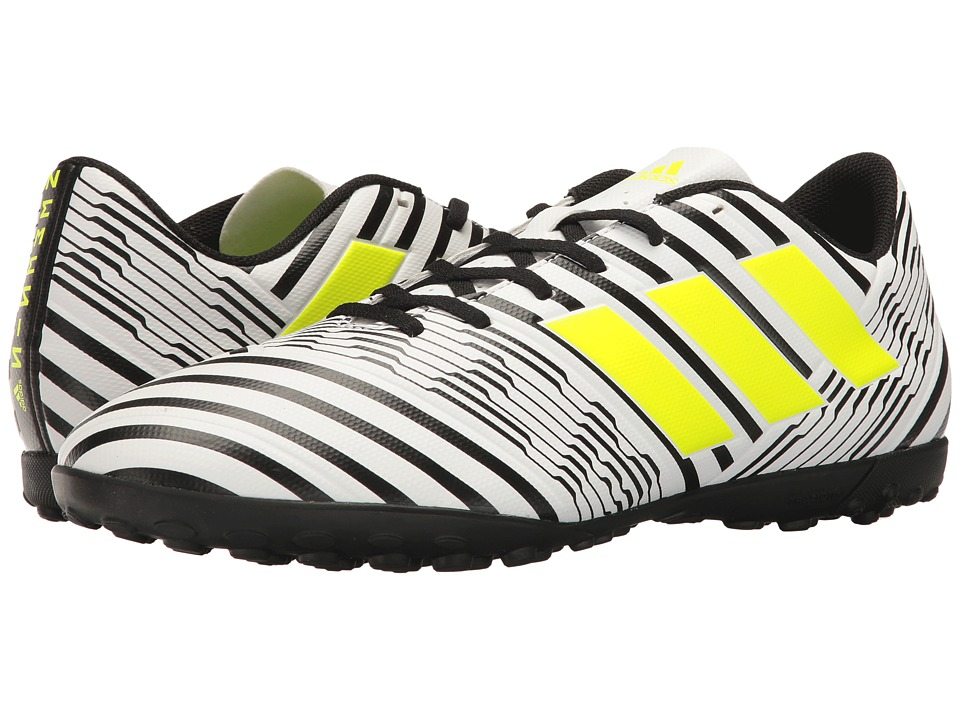 adidas Nemeziz 17.4 TF (Footwear White/Solar Yellow/Core Black) Men
