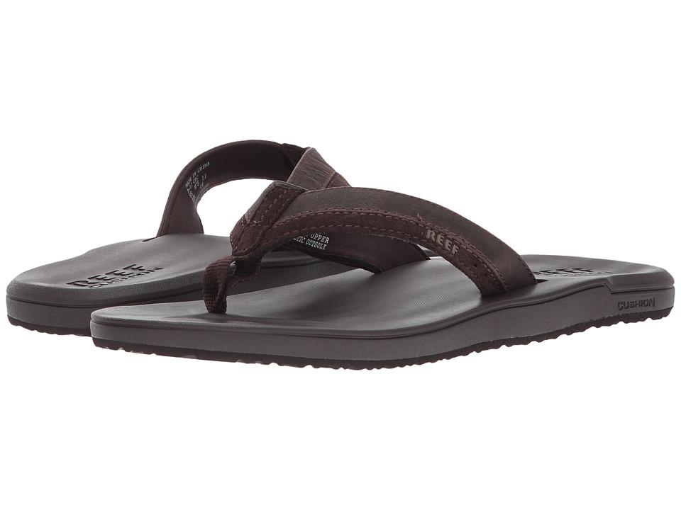 Reef - Contour Cushion LE (Brown) Men's Sandals