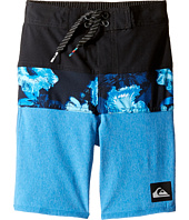 Quiksilver Kids - Panel Blocked Vee 14 5 (Toddler/Little Kids)