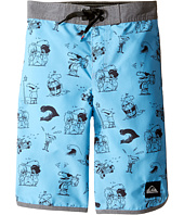 Quiksilver Kids - Dark Doggy 14 5 (Toddler/Little Kids)