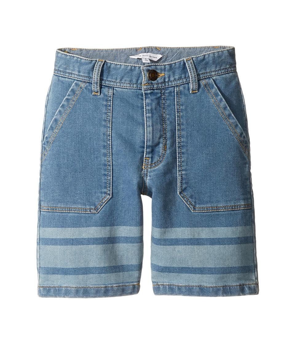Little Marc Jacobs - Denim Effect Shorts