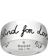 Gucci - 9mm Blind for Love Ring
