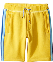 Little Marc Jacobs - Jersey Shorts with Pocket Detail (Little Kids/Big Kids)