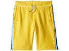Little Marc Jacobs - Jersey Shorts with Pocket Detail (Big Kids)