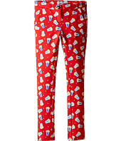 Little Marc Jacobs - All Over Printed Pop Corn Trousers (Little Kids/Big Kids)