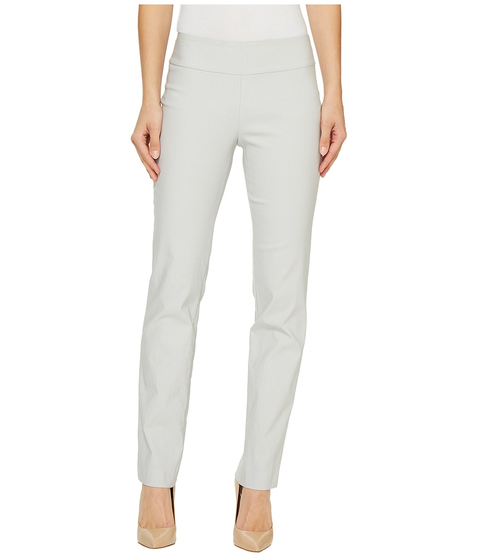 NIC+ZOE Wonderstretch Pant (Smoke) Women