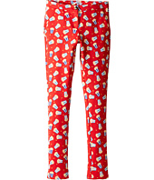 Little Marc Jacobs - All Over Printed Pop Corn Trousers (Big Kids)